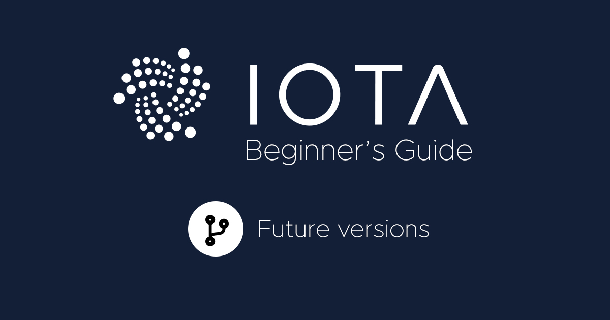 Header Future of IOTA